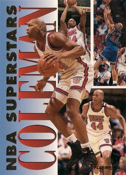1993-94 Fleer NBA Superstars #3