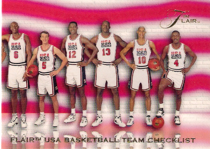 1994-95 Flair USA #120