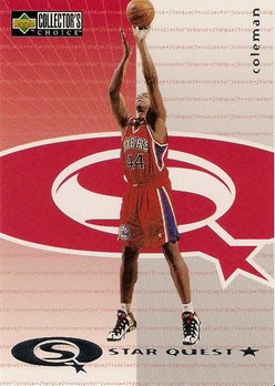 1997-98 Collector's Choice StarQuest #SQ45