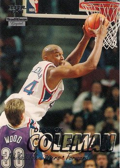 1997-98 Fleer Crystal Collection #166