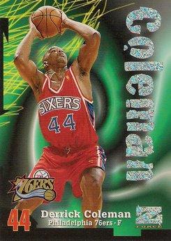 1997-98 Z-Force Rave  #44 101/399